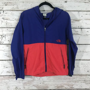 North Face Two Block Light Weight Jacket